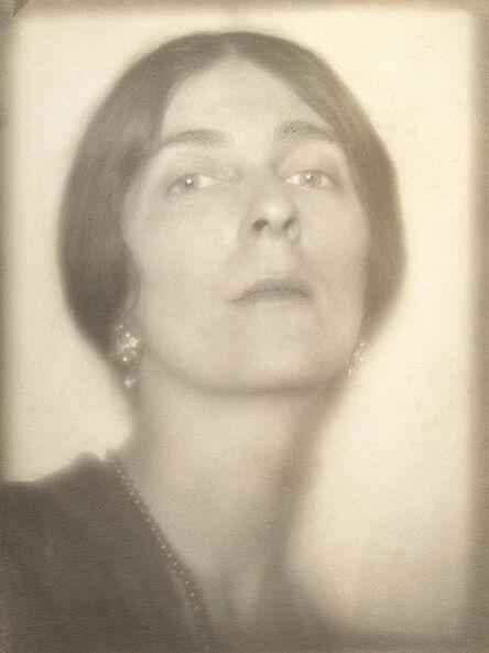 Margaret Watkins, 'Self Portrait', 1919