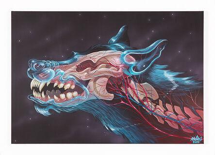 NYCHOS, 'WOLF HEAD', 2015