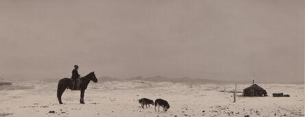 Pentti Sammallahti, 'Ulug-Khem, Tuva, Siberia, 1997', 1997