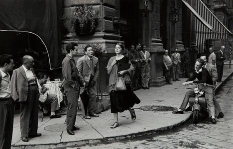 Ruth Orkin, 'American Girl in Italy, Florence', 1951
