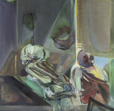 Gisèle Van Lange, 'En ce domaine', 1970