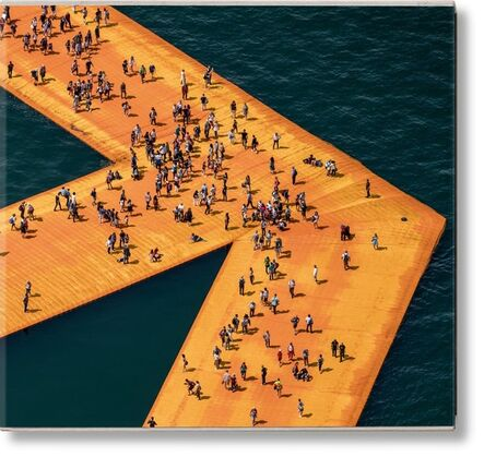 Christo, 'Christo and Jeanne-Claude. The Floating Piers.', 2016