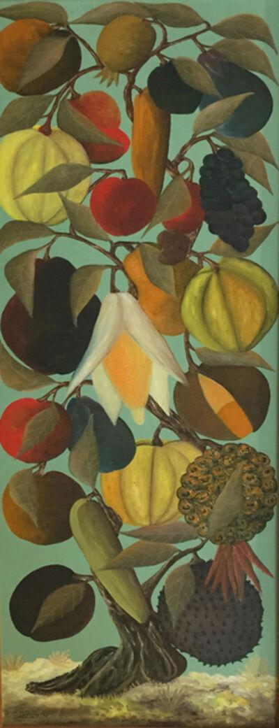 Jasmin Joseph, 'Tree of life II', 1966