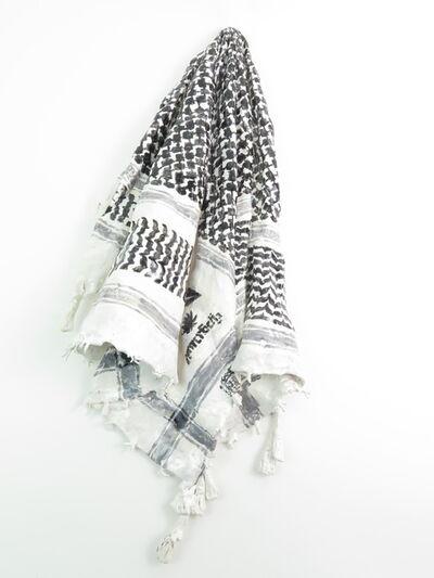 Rose Eken, 'Palestine Scarf (hanging)', 2018