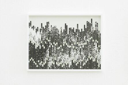 Alexandra Navratil, 'Growing Older, Blacker, Deeper in Perpetual Night', 2016