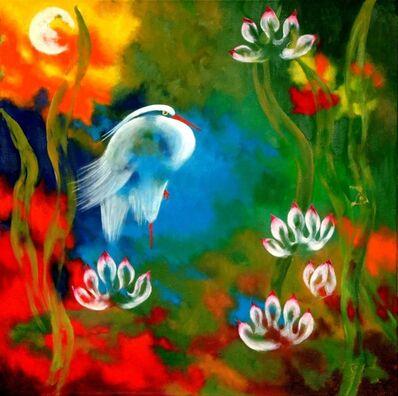 Haiou Liu, 'Water Bird', 2014