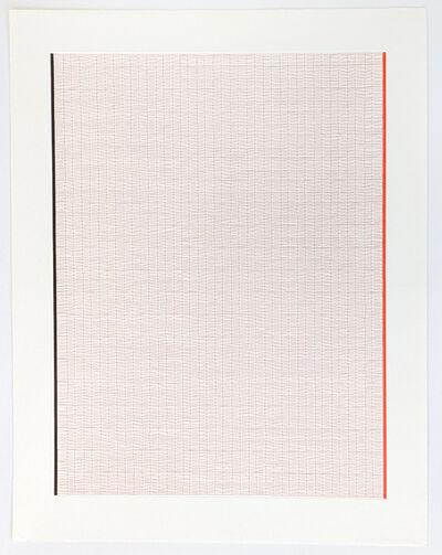 James Siena, 'Double Recursive Combs', 2003