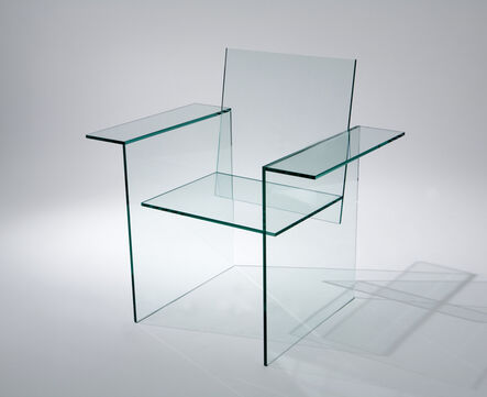 Shiro Kuramata, 'Glass Chair', 1976