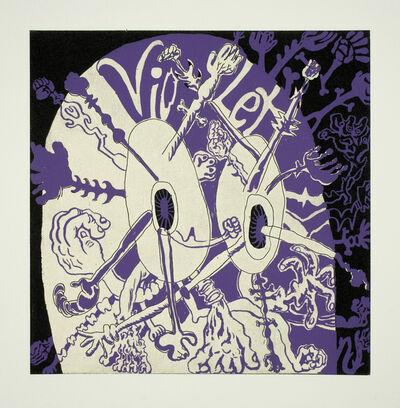 Trenton Doyle Hancock, 'Fix (portfolio)', 2006-08