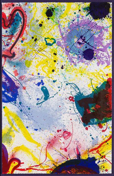 Sam Francis, 'Untitled (SF-345)', 1991