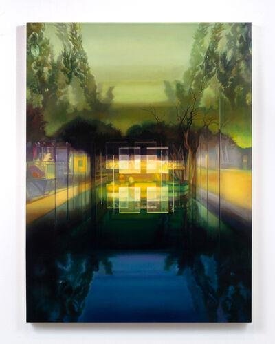 Patti Oleon, 'Green Room', 2021