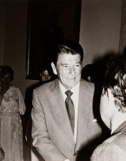 Andy Warhol, 'Ronald Reagan', 1985