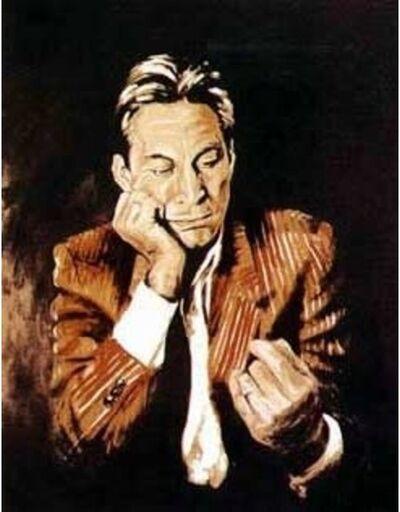 Ronnie Wood, 'Charlie II', 1990