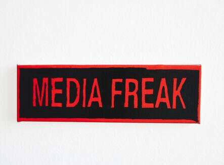 B. Thom Stevenson, 'Media Freak', 2020