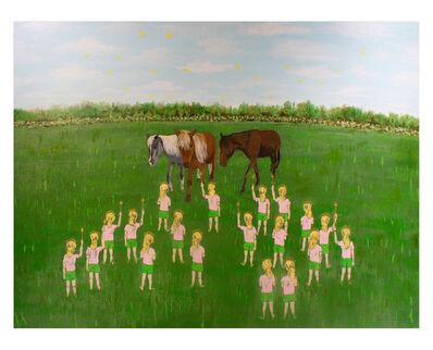 Jeremiah Johnson, 'Everyone is a Princess', 2010