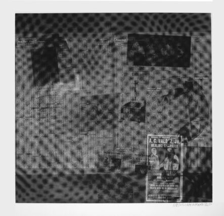 Robert Rauschenberg, 'Surface', 1970