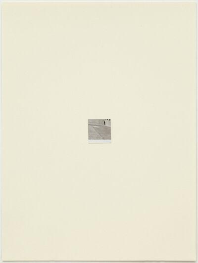 John Stezaker, 'Crossing XX', 2012