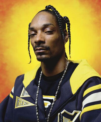 Andres Serrano, 'Snoop Dogg (America)', 2002