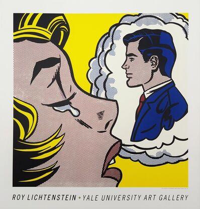 Roy Lichtenstein, 'Yale University Art Gallery (Thinking of Him)', 1991