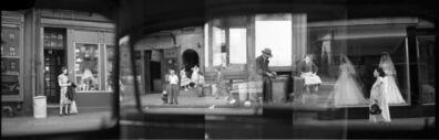 Art Shay, 'Chicagoans Around Pump 12', 1950
