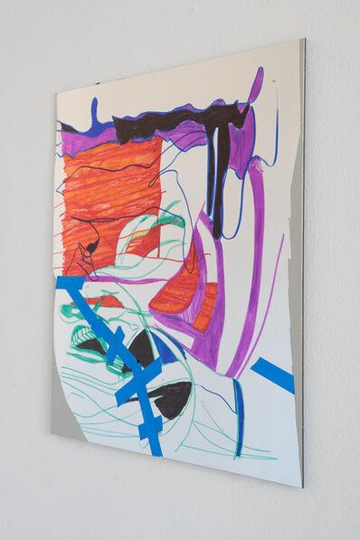 Keren Cytter, 'Self-portrait V', 2018