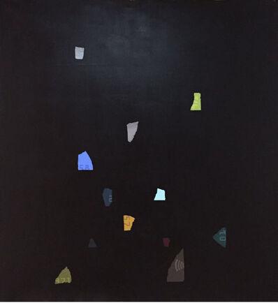 Ignacio Gatica, 'Mastercard Black', 2016