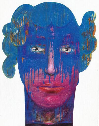 Art Paul, 'Head Study 60'