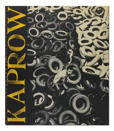 Allan Kaprow, 'Allan Kaprow exhibition catalogue', 1967