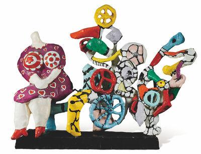 Niki de Saint Phalle, 'La machine à rêver', 1970