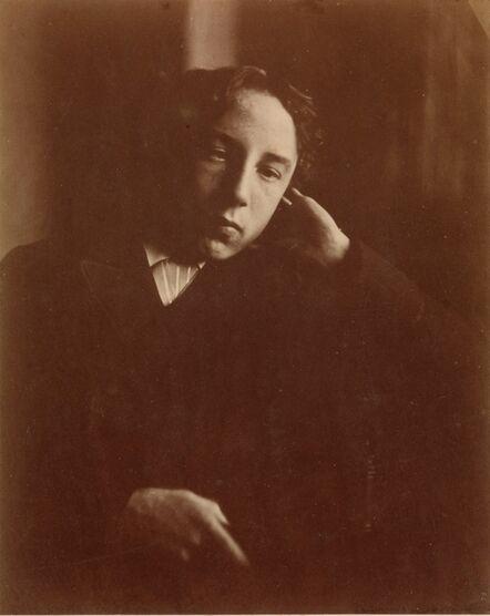 Julia Margaret Cameron, 'Henry Herschel Hay Cameron, Son', ca. 1867