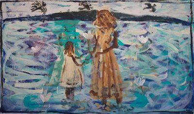 John Maitland, 'Waterlilies II', 2014