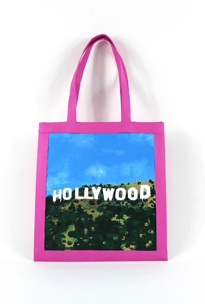 Libby Black, 'Hollywood Tote', 2018