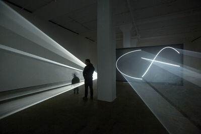 Anthony McCall, 'Face to Face ', 2013