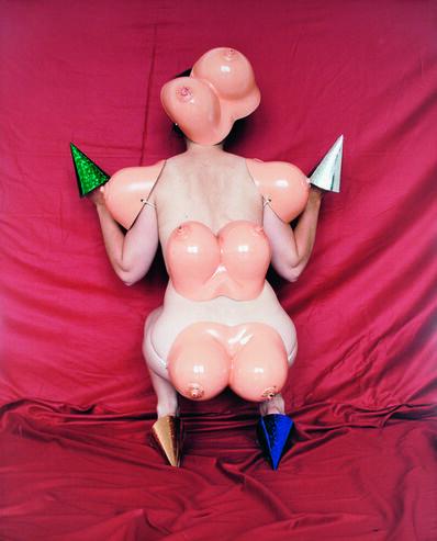 Nadja Bournonville, 'The Great Tit', 2012