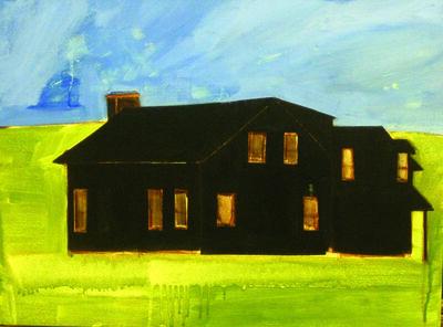 Amy Greenan, 'Smoke Signal', 2011