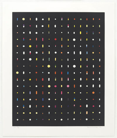 Fred Tomaselli, '16 x 14 To A Higher Power', 1998