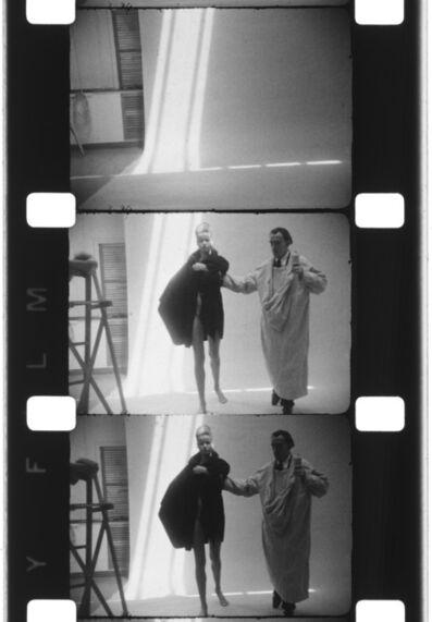 Jonas Mekas, 'Salvador Dali and Nena von Schlemberugge, NYC, 1964', 2013