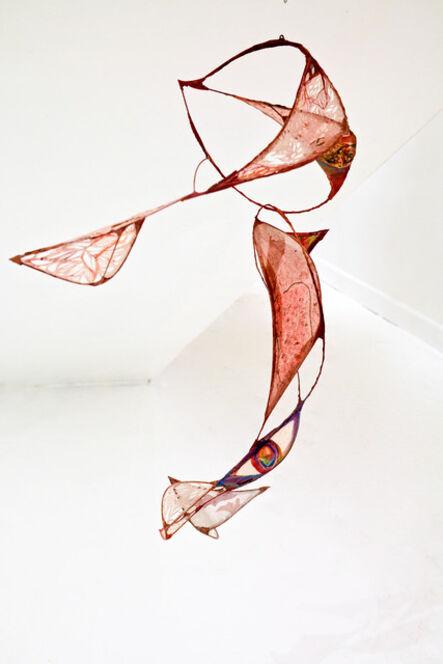 Vanesa Gingold, 'The pink behind eyelids', 2017