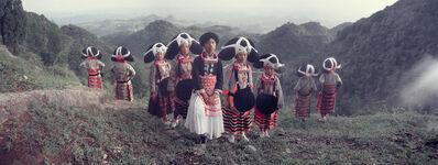 Jimmy Nelson, 'XXII 9 Longhorn Miao, SuoJia, Miao Village, Liupanshui, Guizhou, China', 2016