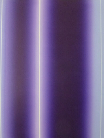 Lorna Livey, 'Violet Illusions', 2015