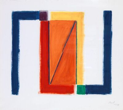 Danil Panagopoulos, 'Untitled', 1972