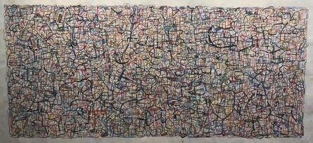 Mario Núñez, 'Ciudad invisible V', 2019