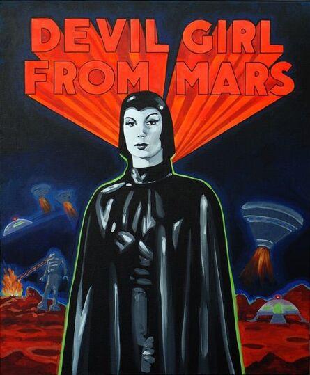 Cathey Miller, 'Devil Girl from Mars', 2018