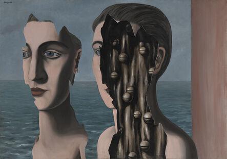 René Magritte, 'The Secret Double (Le Double secret)', 1927