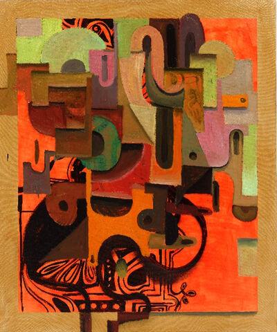 Anton Henning, 'Interieur No. 526', 2015