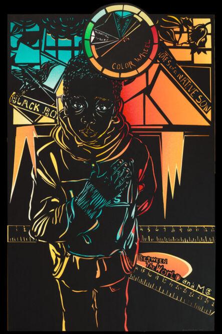 Barbara Earl Thomas, 'Color Wheel', 2020