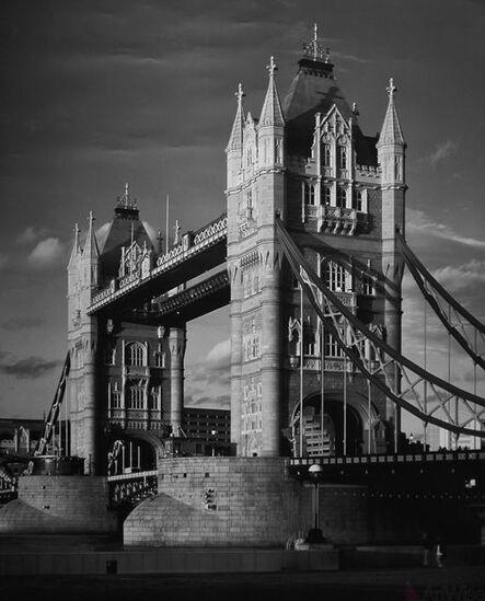 R Von Gotz, 'London Bridge, London', 2000