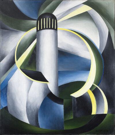 Ida O'Keeffe, 'Variation on a Lighthouse Theme IV', ca. 1931-32