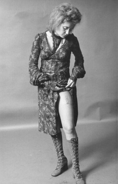 VALIE EXPORT, 'Tattoo II', 1972