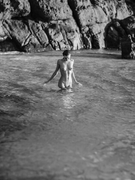 Russell James, 'Miranda Honeymoon Bay', 2009